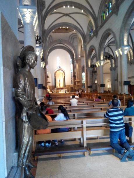 Филиппины, Манила, Католический собор