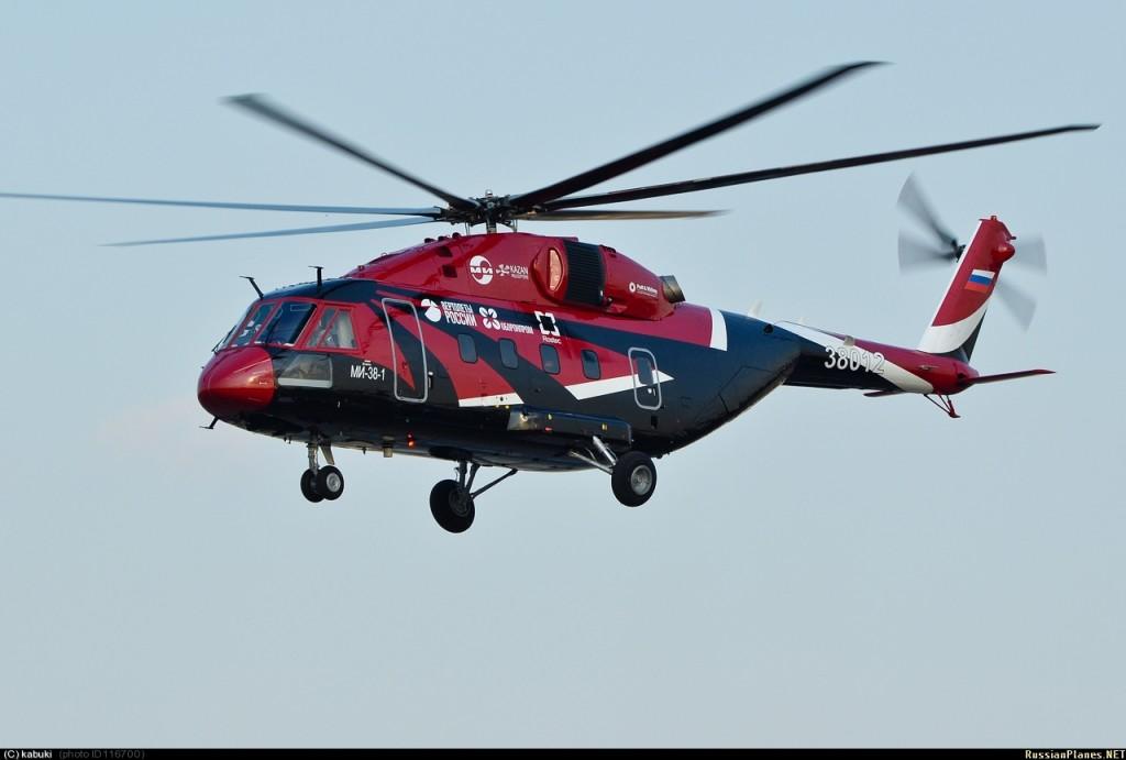 перспективные вертолеты
