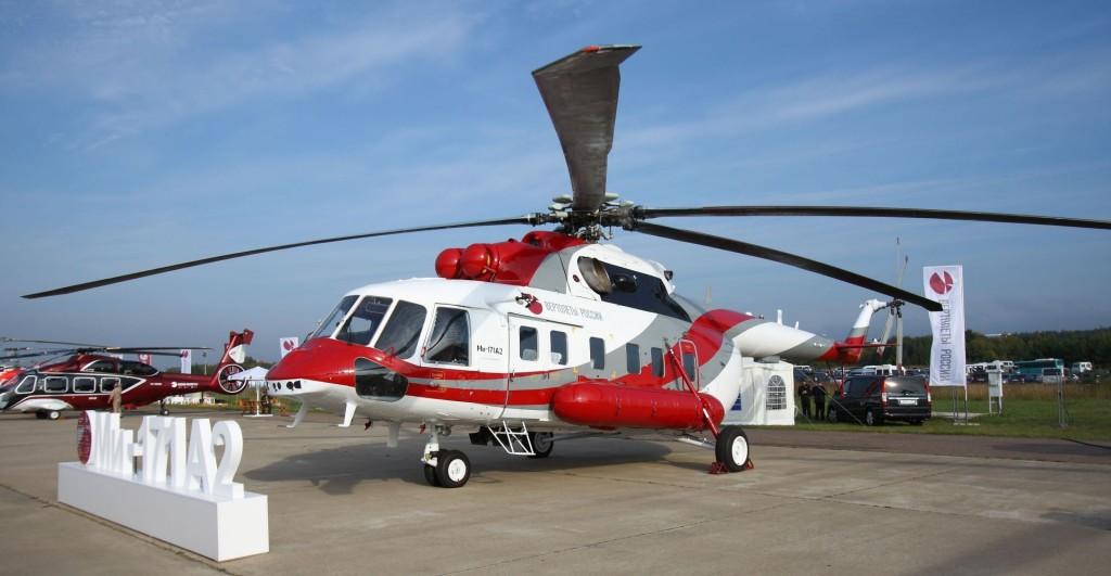 перспективные вертолеты России