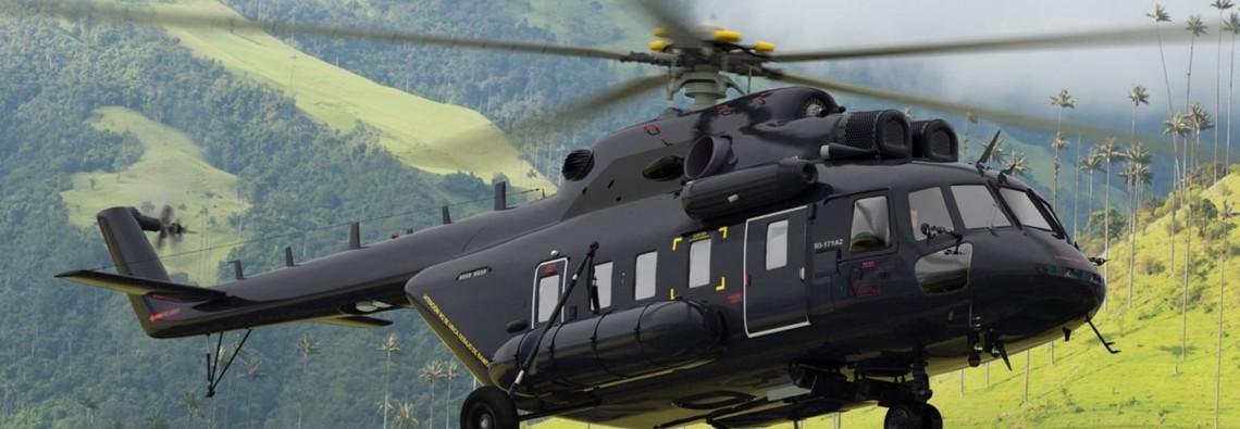 средние вертолеты