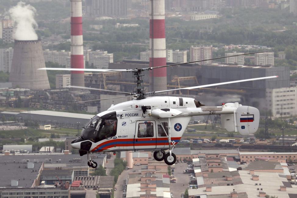 легкие вертолеты России