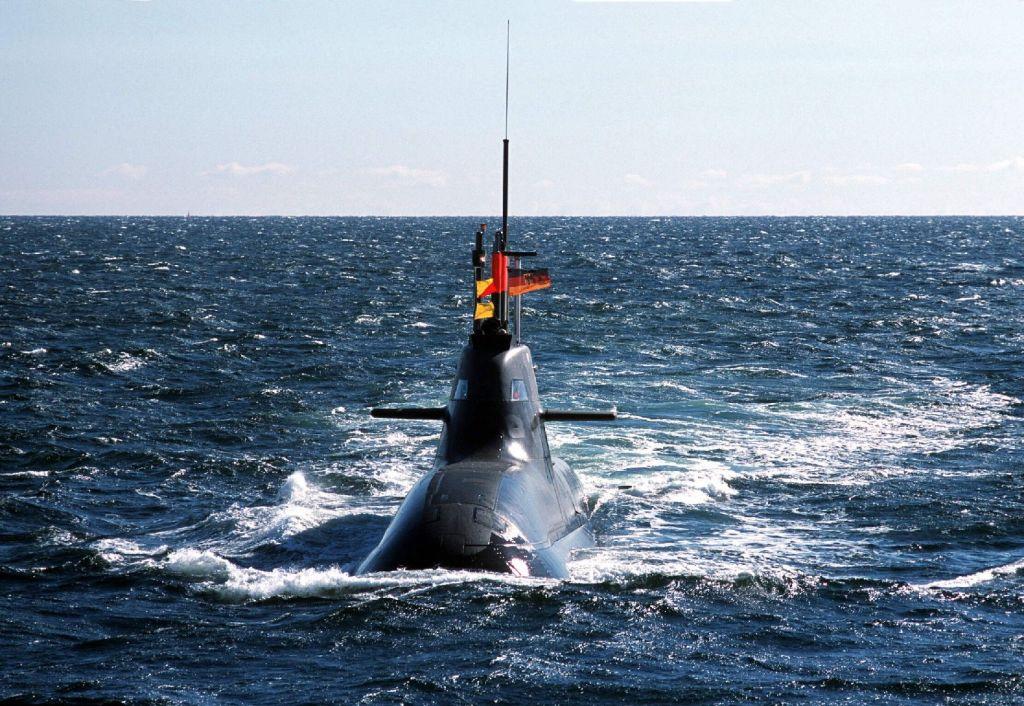 """подводная лодка """"Лада"""""""