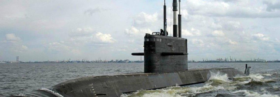 Подводная лодка Лада