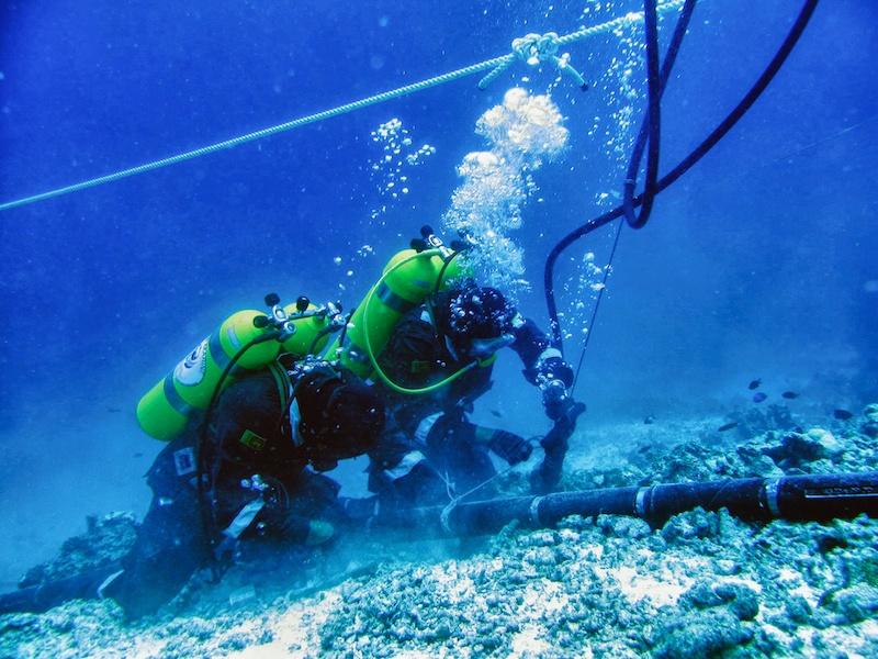 подводный интернет