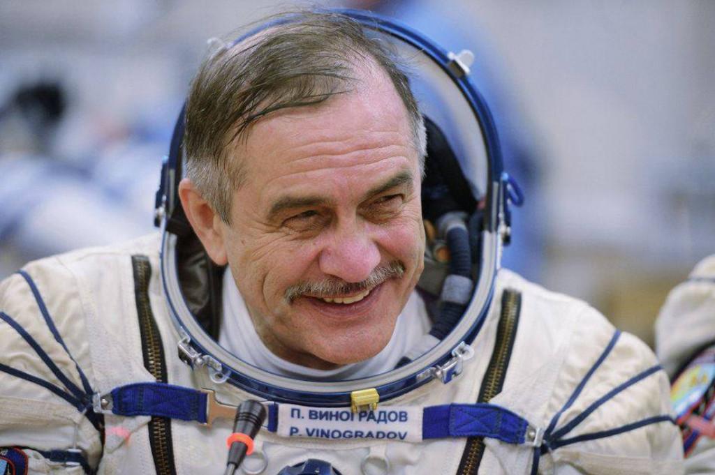 беседа с космонавтом